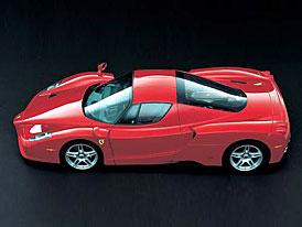 Ferrari: nástupce modelu Enzo možná nedostane dvanáctiválec