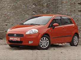 Fiat Grande Punto je autem roku v Brazílii
