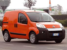 Fiat Fiorino – další plod spolupráce mezi Itálií a Francií