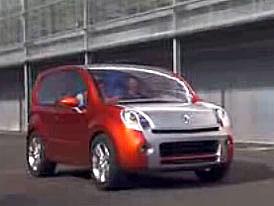 Video:Renault Kangoo Compact – koncept z frankfurtského autosalonu