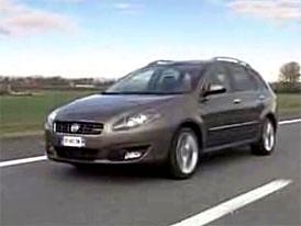 Video: Fiat Croma – největší současný Fiat v pohybu