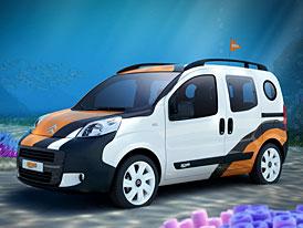 Citroen Nemo Concetto: automobilový klaun