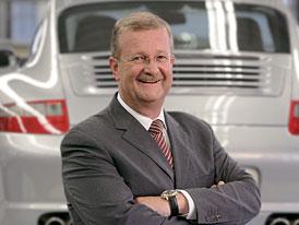 Šéf Porsche Wiedeking končí, zlatý padák váží 50 milionů eur