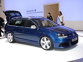 Essen �iv�: Volkswagen Golf Variant RaVe 270 � premi�ra tuningov�ho konceptu