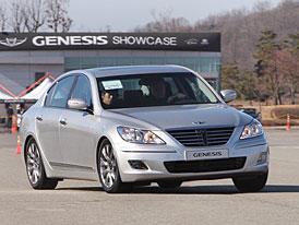 Hyundai Genesis: První fotografie