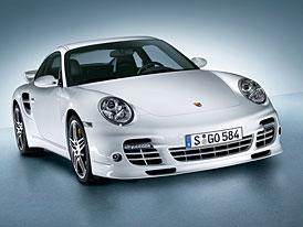 Porsche 911 Turbo: nenápadný, ale účinný Aerokit