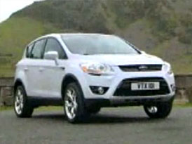 Video: Ford Kuga – nové SUV od modrého oválu