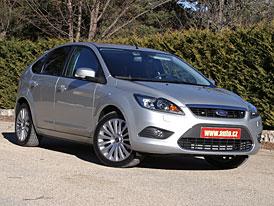 Ford Focus: první ochutnávka + jízdní dojmy