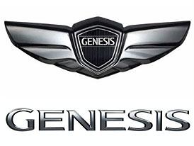 Genesis: nové logo pro korejskou limuzínu, ne pro skupinu + nový korejský motor V8 s 275 kW