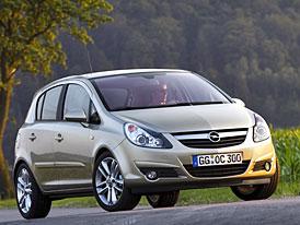 Český trh v červnu 2008: Raketový vzestup Opelu Corsa ve třídě malých vozů