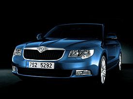 Škoda Auto: Čínskou vlajkovou lodí Škody bude Superb Hao Rui