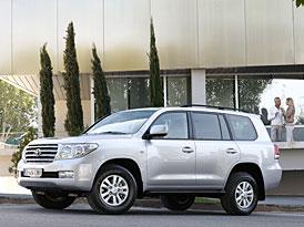 Toyota: polovina nových Land Cruiserů V8 pro Evropu skončí v Rusku