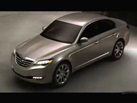 Video: Hyundai Genesis Concept – předchůdce sériového modelu
