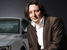 Jozef Kaban je nový šéfdesignér Škody Auto: od Bugatti Veyron k novým škodovkám