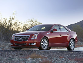 Cadillac CTS: ceny na �esk�m trhu