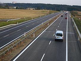 Další úsek dálnice D3 v provozu ještě před Vánoci