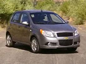 Video: Chevrolet Aveo – novinka z letošního IAA v pohybu