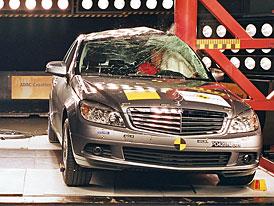 Euro NCAP 2009: Pět hvězd pouze se stabilizačním systémem
