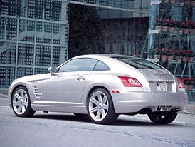 Chrysler Crossfire: definitivní konec výroby