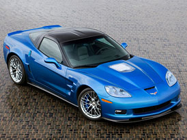 Chevrolet Corvette ZR1: Nový rekord na Nürburgringu (video)
