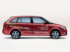 Škoda Fabia Combi: předvánoční start prodeje