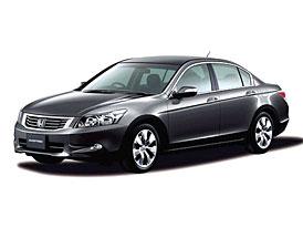 Honda Inspire sedan: uveden� na japonsk� trh