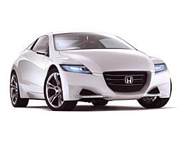 Honda CR-Z: Malé hybridní kupé oficiálně potvrzeno, přijde v roce 2010