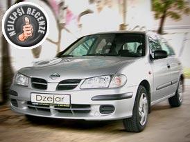 Ti nejlepší na MOJE.AUTO.CZ: Nissan Almera (2001)