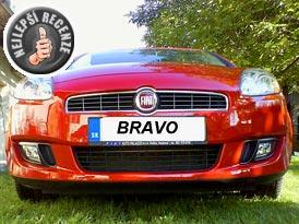 Ti nejlepší na MOJE.AUTO.CZ: Nový Fiat Bravo se základním motorem