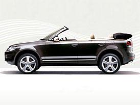 Volkswagen Touareg Cabrio: jen 28.12.2007 a pouze pro Španělsko