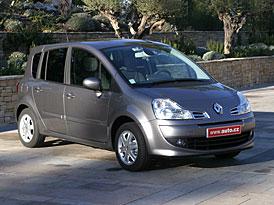 Renault Grand Modus: první jízdní dojmy