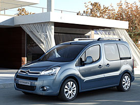 Citroën: partnerem Partnera bude opět Berlingo