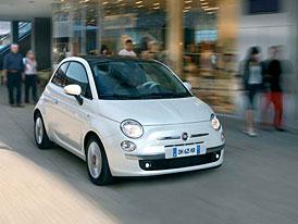 Fiat 500: vítěz kategorie městských vozů v prestižní anketě BBC Top Gear Awards 2007