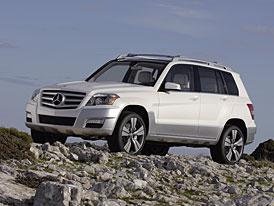 Mercedes-Benz Vision GLK FREESIDE: první fotografie a oficiální informace