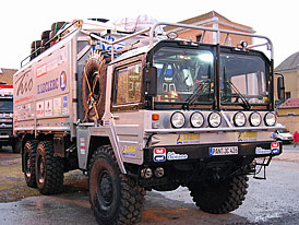 Dakar 2008: Jubilejní Dakar ožívá, přejímky začaly