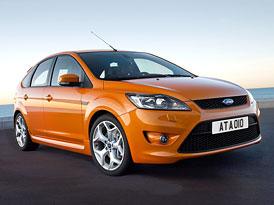 Ford: modrý ovál nabídne více výkonu pro Fiestu a Focus v provedení ST