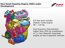 FIAT: Nové dvouválce 0,7 a 0,9 Turbo nahradí čtyřválce