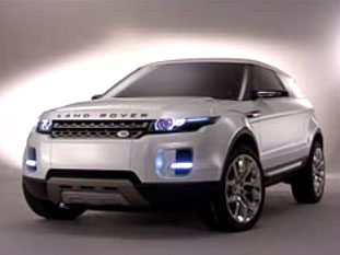 Video: Land Rover LRX – koncept pro autosalon v Detroitu