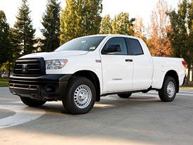 Toyota Tundra Work Truck Package: Pouze na práci