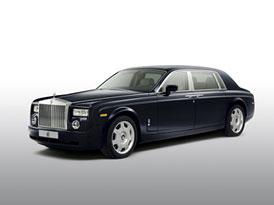 Rolls-Royce Phantom Sapphire Edition: Další porce exkluzivity