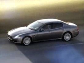 Video: Maserati Quattroporte – Tři verze pro rok 2009