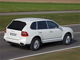 Porsche Cayenne Diesel: Výroba v Lipsku zahájena