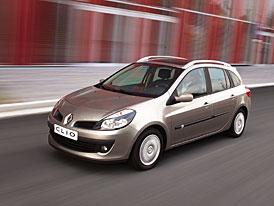 Renault Clio Grandtour: české ceny (Fabia Combi je dražší)