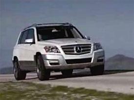 Video: Mercedes-Benz Vision GLK FREESIDE – staticky i za jízdy