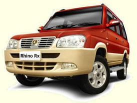 Rhino Rx: nové indické MUV a spolupráce s Pininfarinou