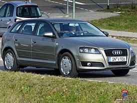 Spy Photos: Nová tvář kabrioletu i pro ostatní Audi A3