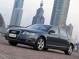 Český trh v březnu 2008: Audi A6 a Allroad mají téměř 40% podíl ve vyšší střední