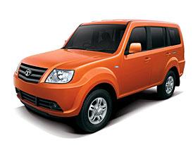 Tata Sumo Grande: nové indické SUV (+video)