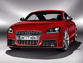 Audi TT-S: prvn� fotografie