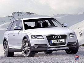 Spy Photos: Audi A4 allroad quattro – kombi se čtyřmi kruhy i do nepohody